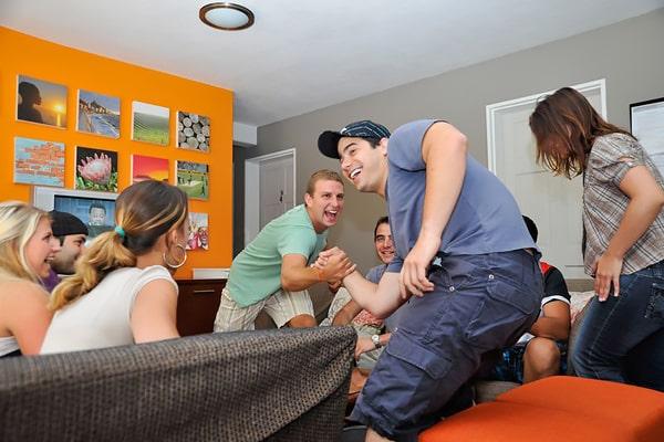 Alojamiento escuela de inglés Good Hope Studies Cape Town: Residencia GHS 1