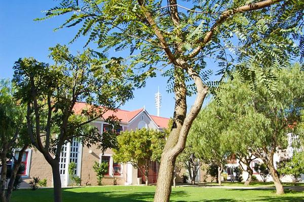 Alojamiento escuela de inglés Good Hope Studies Cape Town: Residencia GHS 2