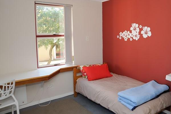 Alojamiento escuela de inglés Good Hope Studies Cape Town: Residencia GHS 3