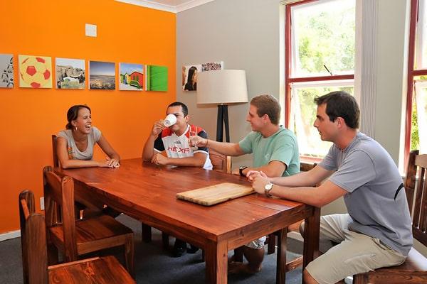 Alojamiento escuela de inglés Good Hope Studies Cape Town: Residencia GHS 4