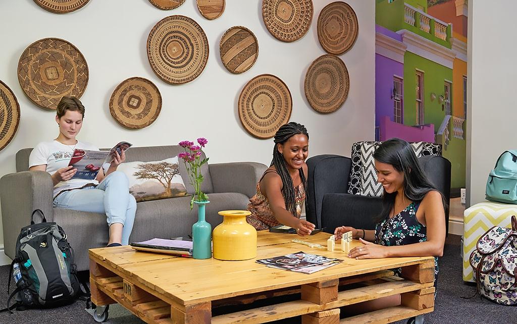 Escuela de inglés en Ciudad del Cabo | Good Hope Studies Cape Town 1