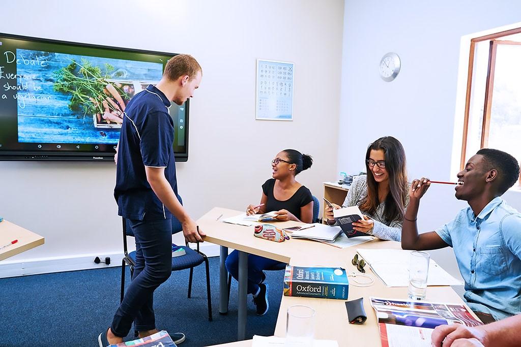 Escuela de inglés en Ciudad del Cabo | Good Hope Studies Cape Town 3