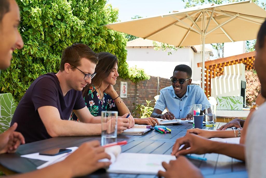 Escuela de inglés en Ciudad del Cabo | Good Hope Studies Cape Town 8