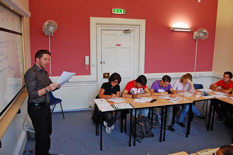 Global School of English GSE Edinburgh | Escuela de inglés en Edimburgo 1