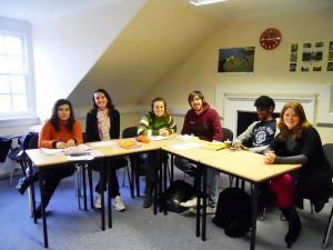 Global School of English GSE Edinburgh | Escuela de inglés en Edimburgo 20
