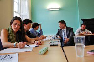 Global School of English GSE Edinburgh | Escuela de inglés en Edimburgo 3