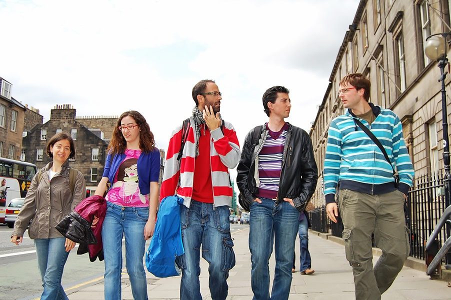 Global School of English GSE Edinburgh | Escuela de inglés en Edimburgo 4
