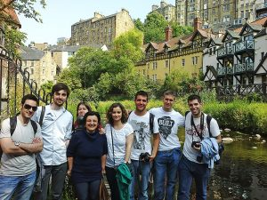 Global School of English GSE Edinburgh | Escuela de inglés en Edimburgo 5