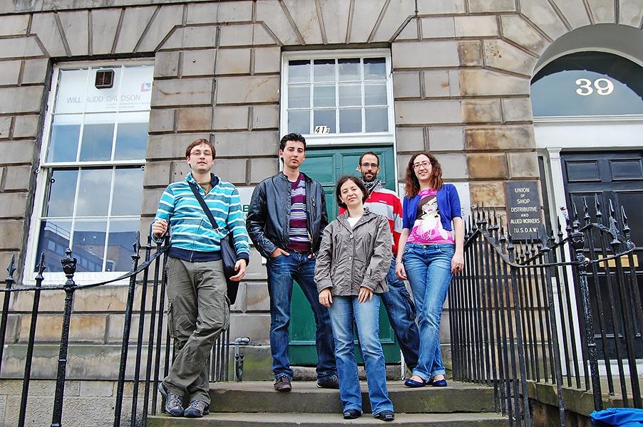 Global School of English GSE Edinburgh | Escuela de inglés en Edimburgo 8