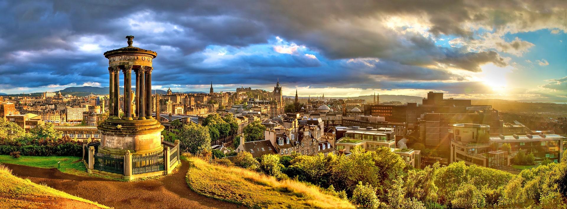 Global School of English Edinburgh – Escuela de inglés en Edimburgo