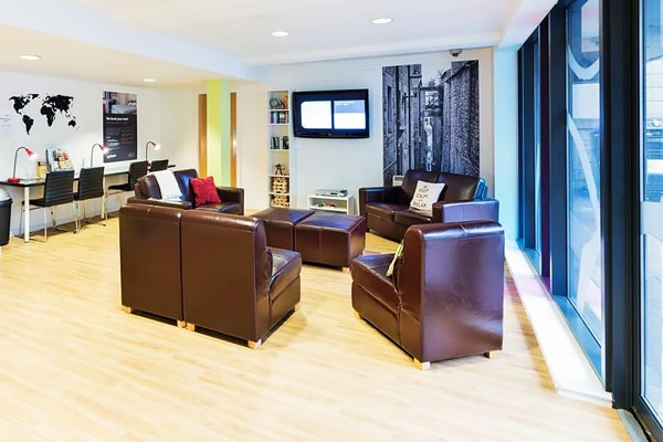 Alojamiento escuela de inglés Global School of English Edinburgh: Residencia McDonald Road 4