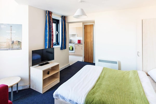 Alojamiento escuela de inglés Global School of English Edinburgh: McDonald Road Residence 5