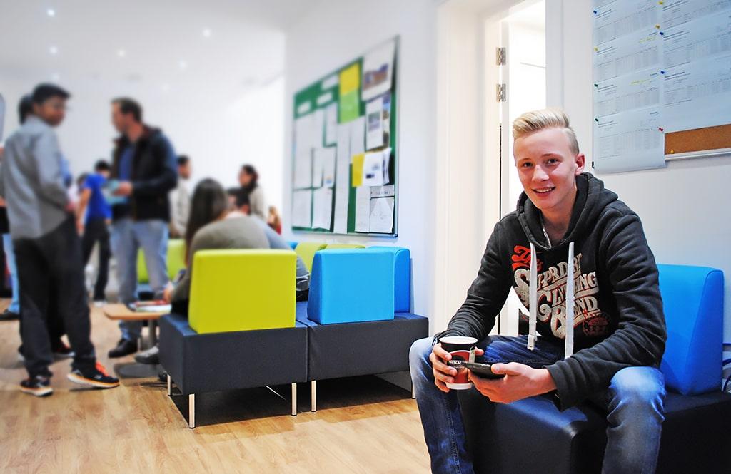 Escuela de inglés en Glasgow | Glasgow School of English 1