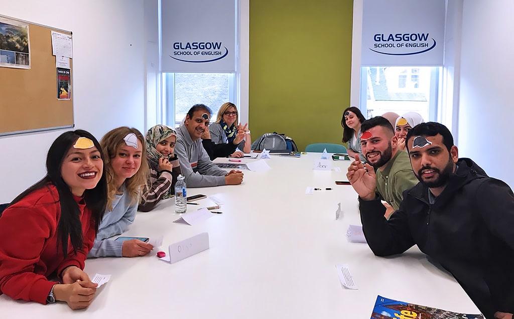 Escuela de inglés en Glasgow | Glasgow School of English 3