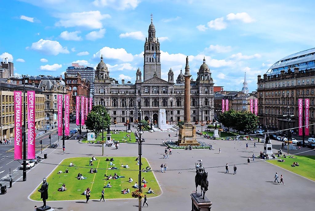 Escuela de inglés en Glasgow | Glasgow School of English 7