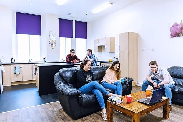 Alojamiento escuela de inglés Glasgow School of English: Casa de estudiantes Liberty House 1