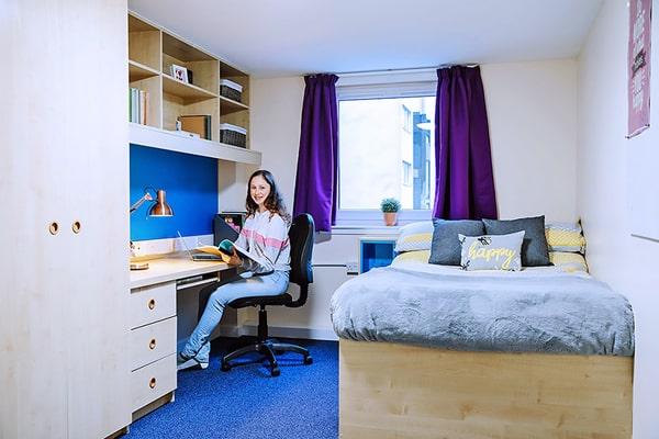 Alojamiento escuela de inglés Glasgow School of English: Casa de estudiantes Liberty House 2