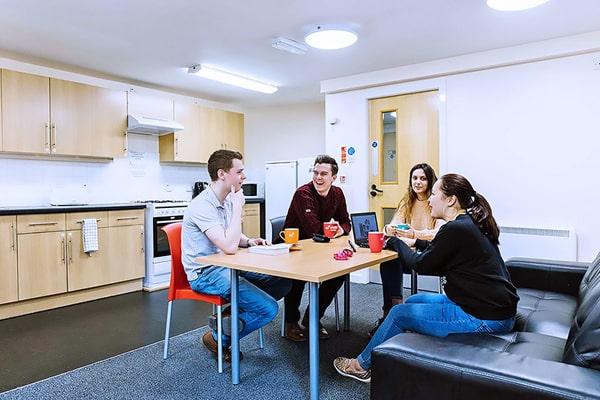 Alojamiento escuela de inglés Glasgow School of English: Casa de estudiantes Liberty House 3