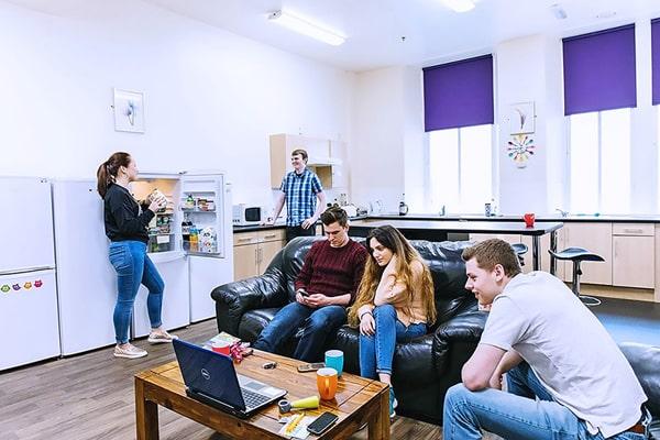 Alojamiento escuela de inglés Glasgow School of English: Casa de estudiantes Liberty House 5