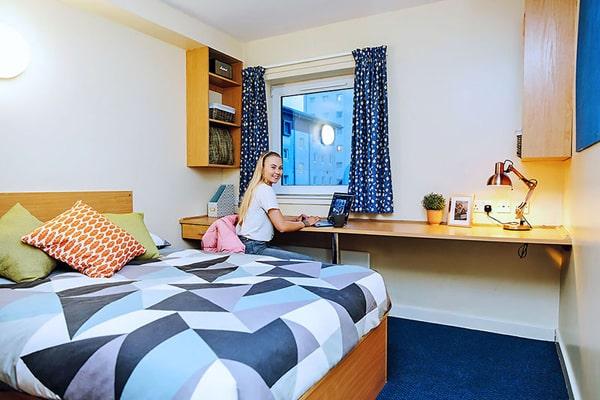 Alojamiento escuela de inglés Glasgow School of English: Residencia Liberty Park 1