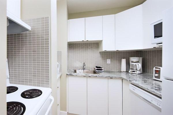 Alojamiento escuela de inglés Global Village Calgary: Apartamentos y estudios amueblados en el centro de la ciudad 4
