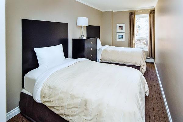 Alojamiento escuela de inglés Global Village Calgary: Apartamentos y estudios amueblados en el centro de la ciudad 5