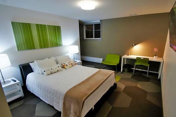 Alojamiento escuela de inglés Global Village Calgary: Hostel céntrico HI Calgary 1