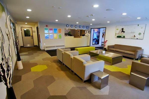 Alojamiento escuela de inglés Global Village Calgary: Hostel céntrico HI Calgary 3