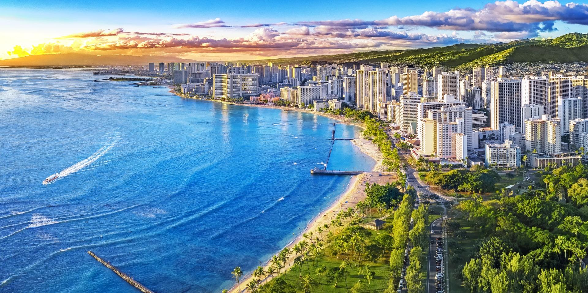 Cursos de inglés en Honolulu