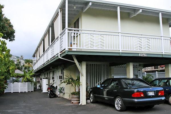 Alojamiento escuela de inglés Global Village Hawaii: Residencia económica GVH Kaimuki 4