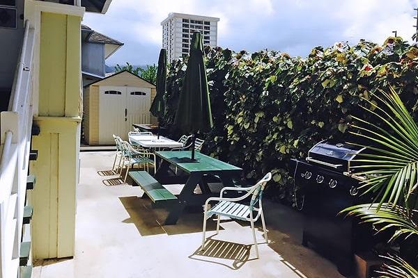 Alojamiento escuela de inglés Global Village Hawaii: Residencia GVH Kapiolani 4