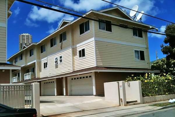 Alojamiento escuela de inglés Global Village Hawaii: Residencia Lime Dormitory 1