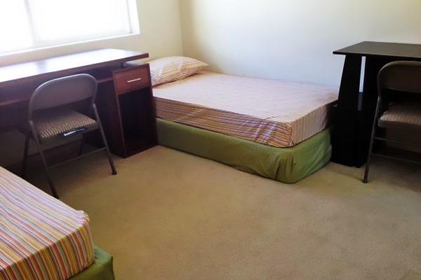 Alojamiento escuela de inglés Global Village Hawaii: Residencia Lime Dormitory 5