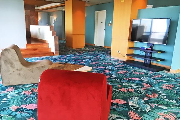 Alojamiento escuela de inglés Global Village Hawaii: Residencia Waikiki Vista Dormitory 2