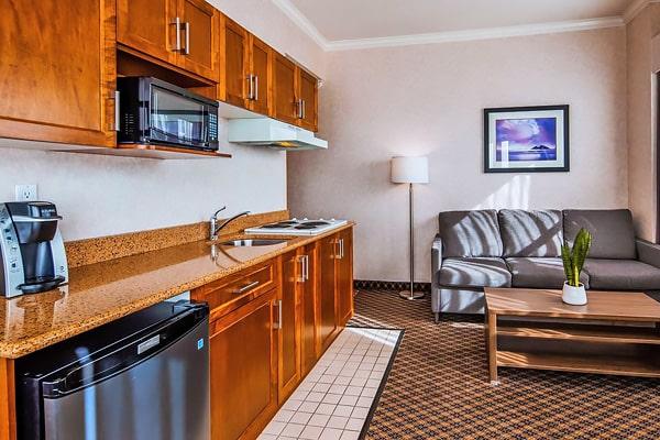 Alojamiento escuela de inglés Global Village Victoria: Suites Carlton Plaza 2