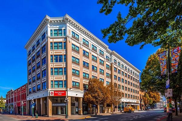 Alojamiento escuela de inglés Global Village Victoria: Suites Carlton Plaza 4