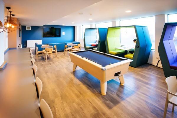 Alojamiento escuela de inglés IH Newcastle   International House: Apartamentos y estudios con baño privado 2