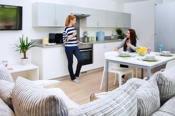Alojamiento escuela de inglés IH Newcastle   International House: Apartamentos y estudios con baño privado 3