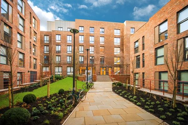 Alojamiento escuela de inglés IH Newcastle   International House: Apartamentos y estudios con baño privado 5