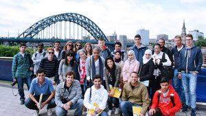 Escuela de inglés en Newcastle   IH Newcastle International House 1