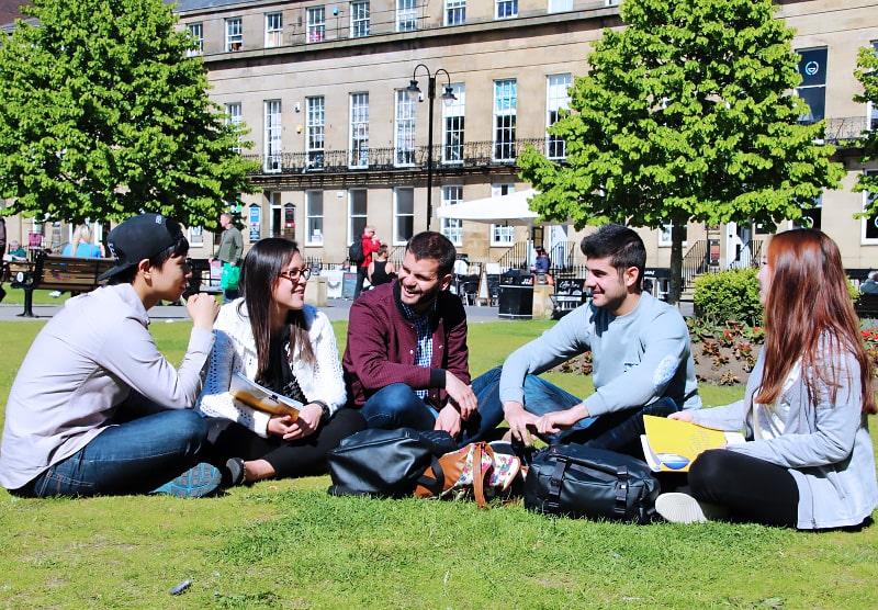 Escuela de inglés en Newcastle   IH Newcastle International House 3
