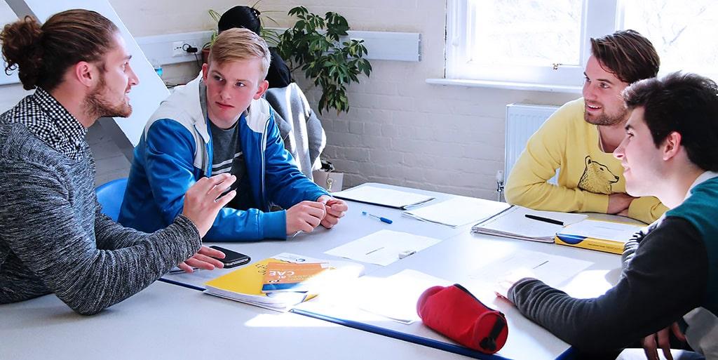 Escuela de inglés en Newcastle   IH Newcastle International House 4
