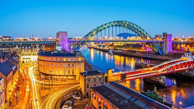 Cursos y escuelas de inglés en Newcastle