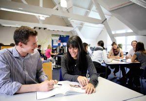 Escuela de inglés en Newcastle   IH Newcastle International House 9