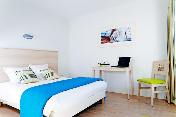 Alojamiento escuela de francés Inlingua La Rochelle: Residencia Escale Marine 5