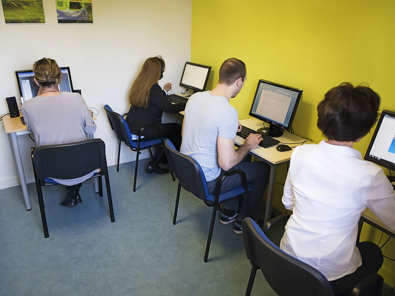 Escuela de francés en La Rochelle | Inlingua La Rochelle 3