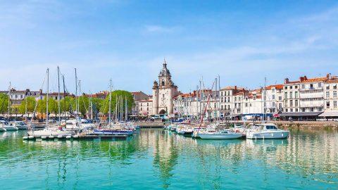 Cursos y escuelas de francés en La Rochelle