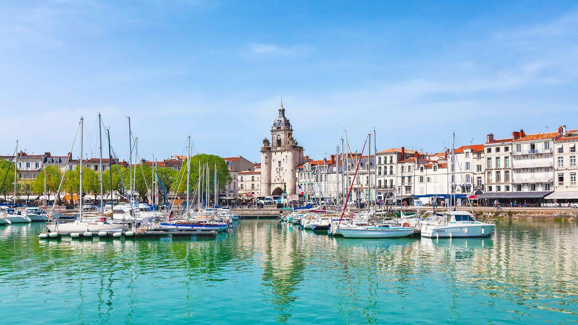 Cursos de francés en La Rochelle