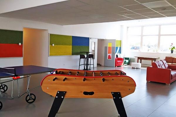 Alojamiento escuela de francés Inlingua La Rochelle: Residencia Utopia 1