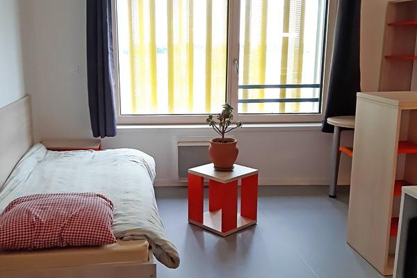 Alojamiento escuela de francés Inlingua La Rochelle: Residencia Utopia 2